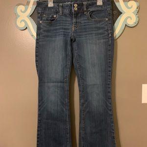Artist American eagle jeans